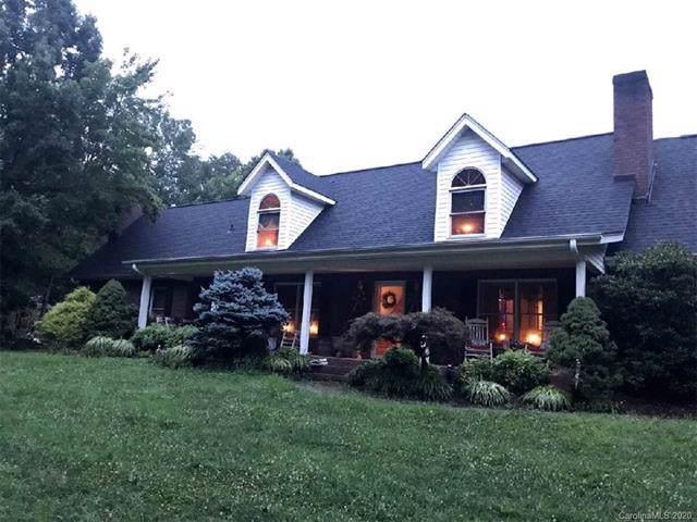 6383 Us 64 Highway W, Taylorsville, NC 28681 (#3581207) :: Austin Barnett Realty, LLC