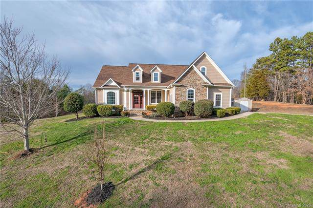110 Red Bud Lane, Rutherfordton, NC 28139 (#3581288) :: Rinehart Realty