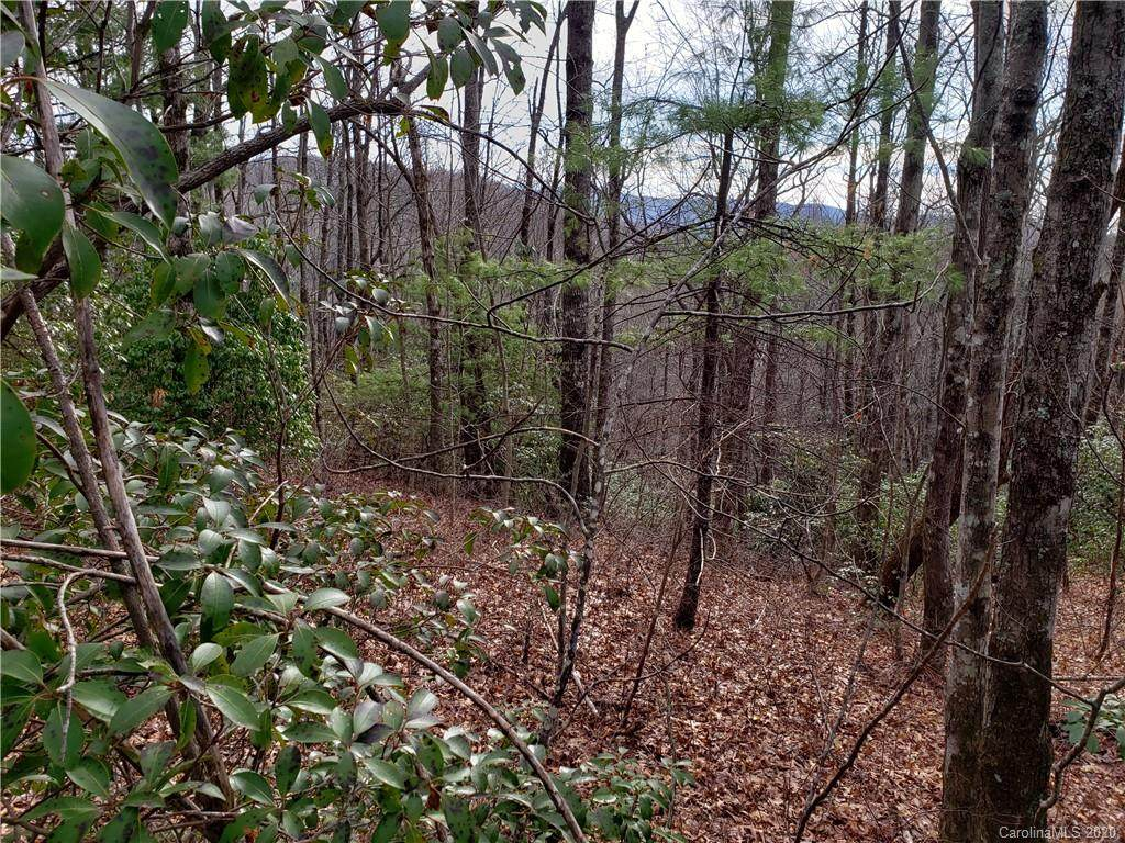 Lot 18 Mountain Vista Lane #18, Rosman, NC 28772 (#3581323) :: BluAxis Realty