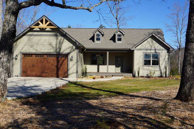 71 Twin Maple Way #6, Mill Spring, NC 28756 (#3581338) :: Robert Greene Real Estate, Inc.