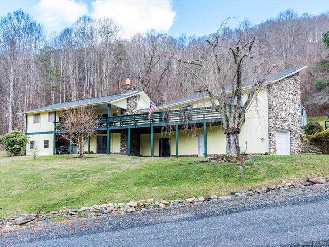 48 Roberts Cove Road, Weaverville, NC 28787 (#3581341) :: Team Honeycutt