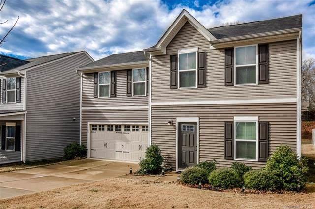 120 Aberdeen Drive #9, Troutman, NC 28166 (#3581359) :: LePage Johnson Realty Group, LLC