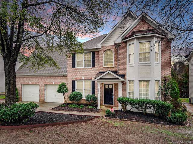 3208 Arklow Road, Charlotte, NC 28269 (#3581365) :: Carlyle Properties