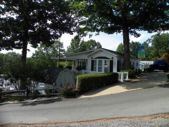 125 Trestle Circle, Badin Lake, NC 28127 (#3581415) :: Carlyle Properties