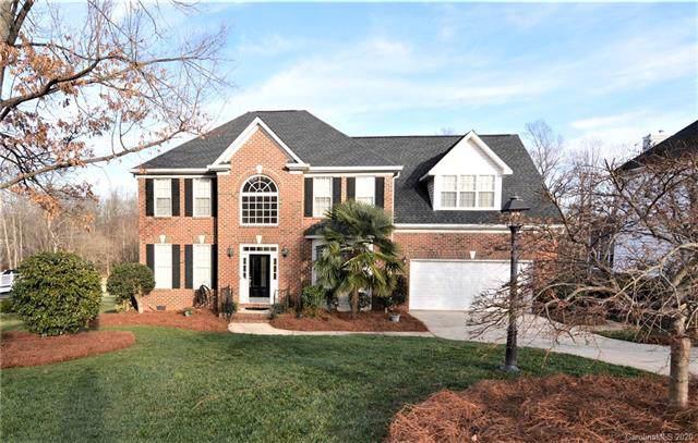 8023 Glamorgan Lane, Matthews, NC 28104 (#3581417) :: Cloninger Properties