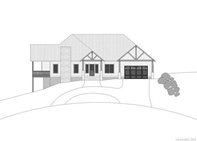 44 Gracie Lane #16, Weaverville, NC 28787 (#3581509) :: MOVE Asheville Realty