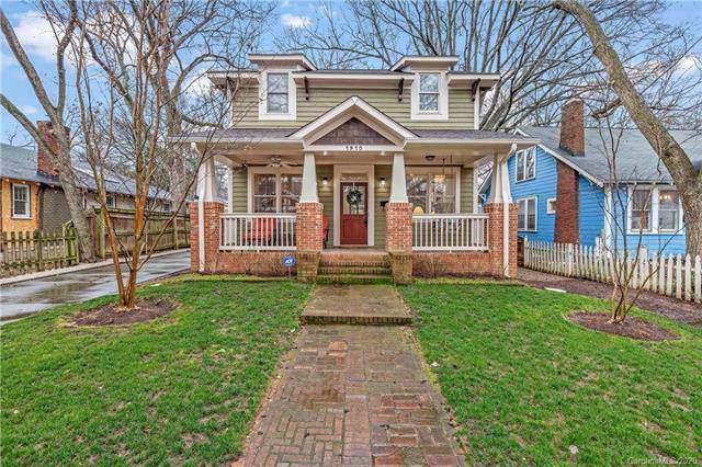 1910 Thomas Avenue, Charlotte, NC 28205 (#3581511) :: Mossy Oak Properties Land and Luxury