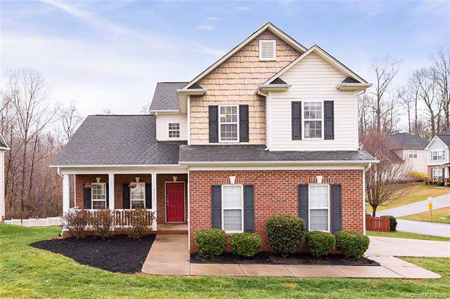 4012 River Falls Drive, Lowell, NC 28098 (#3581563) :: Stephen Cooley Real Estate Group