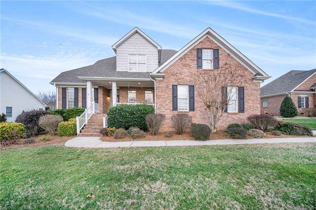 129 Fox Den Circle, Statesville, NC 28677 (#3581568) :: LePage Johnson Realty Group, LLC