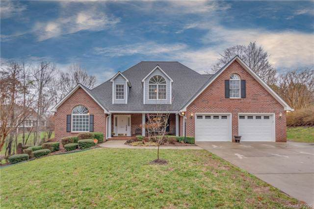 231 Ridgeview Drive, Rutherfordton, NC 28139 (#3581574) :: Premier Realty NC