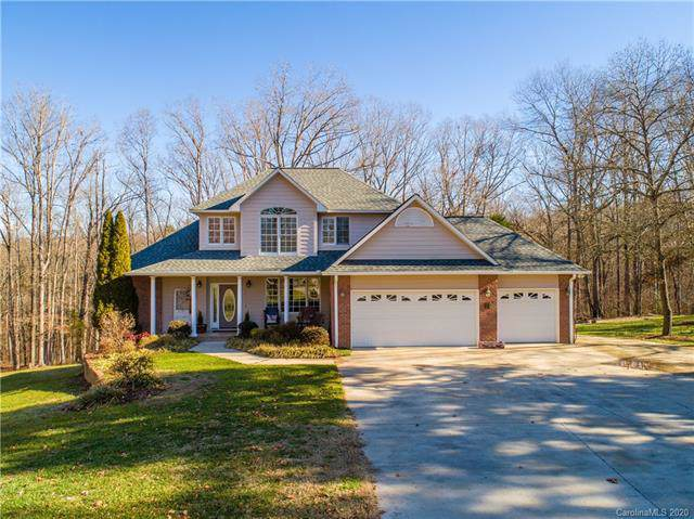 110 Jonathon Trail, Shelby, NC 28150 (#3581637) :: Stephen Cooley Real Estate Group