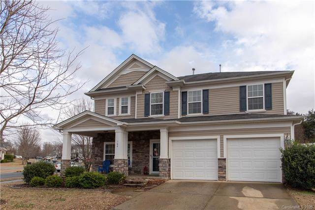 164 Silverspring Place, Mooresville, NC 28117 (#3581642) :: LePage Johnson Realty Group, LLC