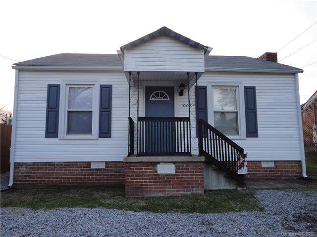 1002 S Ridge Avenue, Kannapolis, NC 28083 (#3581707) :: Odell Realty