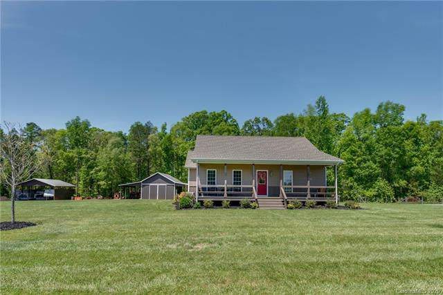 660 Scoggins Road, Rutherfordton, NC 28139 (#3581716) :: Carlyle Properties