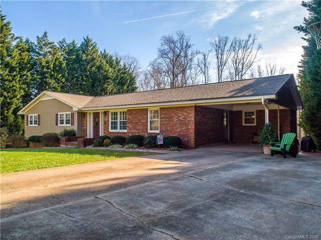 166 Robbins Drive, Forest City, NC 28043 (#3581827) :: Keller Williams Professionals