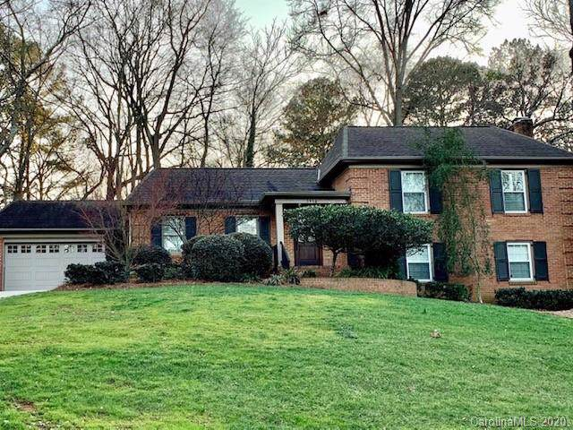 3918 Chevington Road, Charlotte, NC 28226 (#3581828) :: Keller Williams South Park