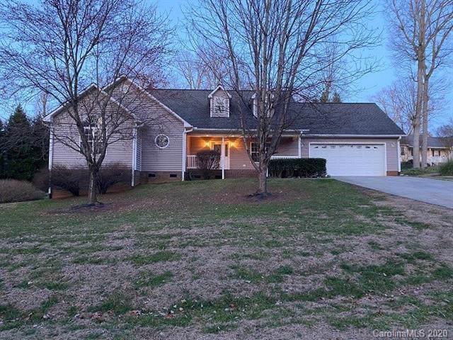 117 S Lynn Hollow Drive, Statesville, NC 28677 (#3581833) :: Rinehart Realty