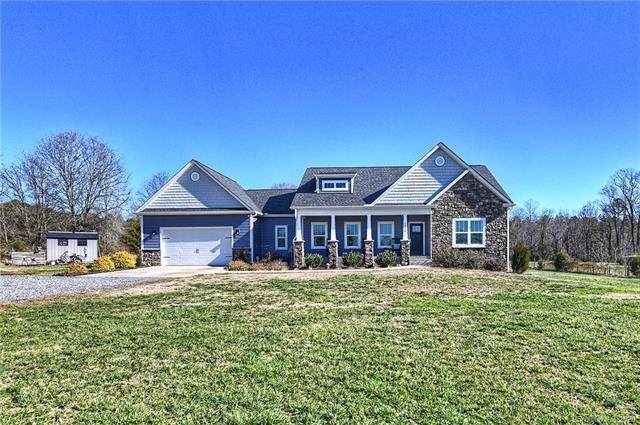 1716 Saint Marks Church Road, Crouse, NC 28033 (#3581870) :: Roby Realty
