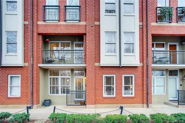 1320 Fillmore Avenue #131, Charlotte, NC 28203 (#3581881) :: Austin Barnett Realty, LLC