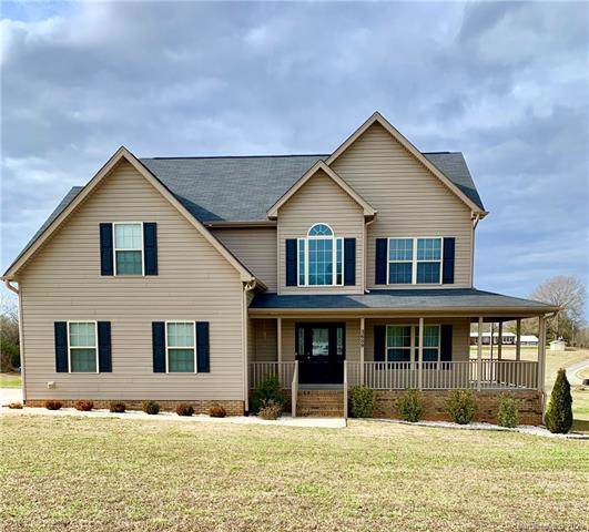 3689 Ray Danner Road, Maiden, NC 28650 (#3581884) :: Stephen Cooley Real Estate Group