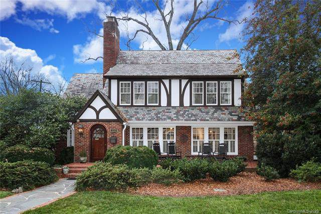 826 Berkeley Avenue, Charlotte, NC 28203 (#3581934) :: Roby Realty