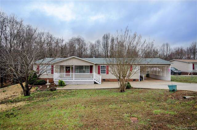 168 Grassy Meadow Lane, Statesville, NC 28625 (#3581951) :: The Ramsey Group