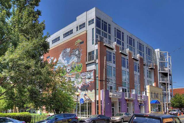 3123 Davidson Street #311, Charlotte, NC 28205 (#3581960) :: MOVE Asheville Realty