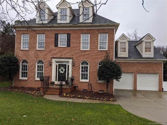 14624 Northgreen Drive, Huntersville, NC 28078 (#3582011) :: MartinGroup Properties