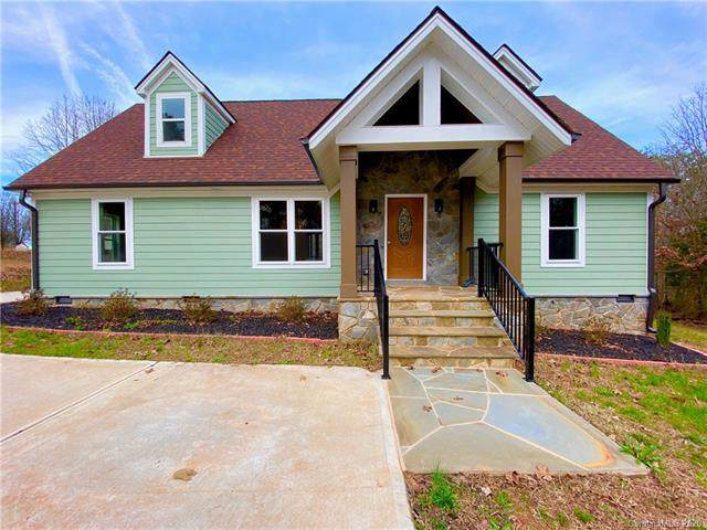 7320 Little Mountain Road, Sherrills Ford, NC 28673 (#3582102) :: LePage Johnson Realty Group, LLC