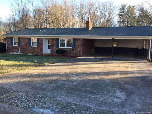 445 Patterson Street, Troutman, NC 28166 (#3582107) :: LePage Johnson Realty Group, LLC