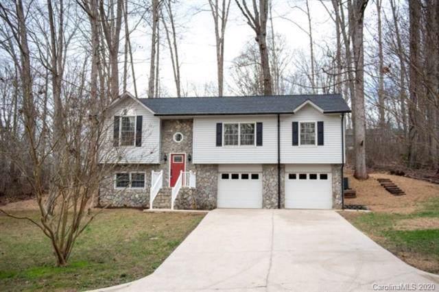 824 Oak Street, Newton, NC 28658 (#3582146) :: Robert Greene Real Estate, Inc.