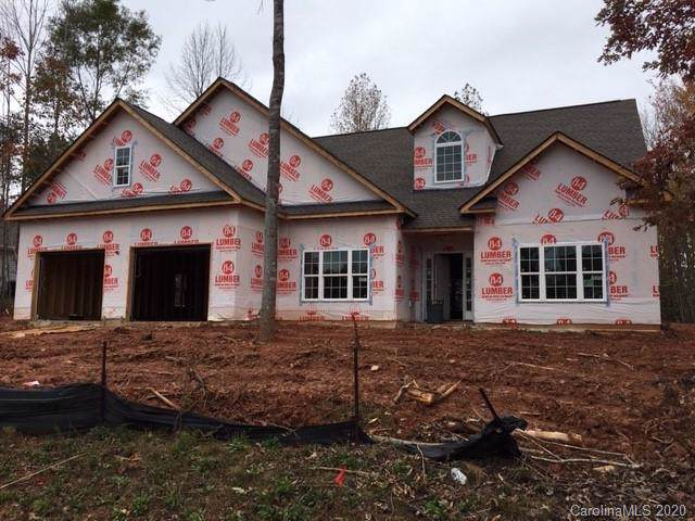 126 Holly Springs Loop #34, Troutman, NC 28166 (#3582229) :: Stephen Cooley Real Estate Group