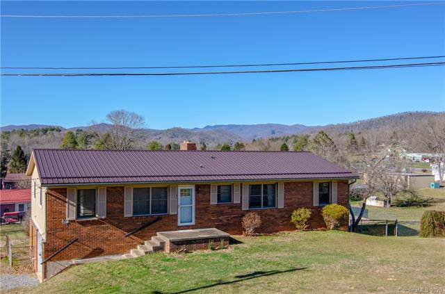 93 Cornelius Drive, Pisgah Forest, NC 28768 (#3582238) :: Stephen Cooley Real Estate Group