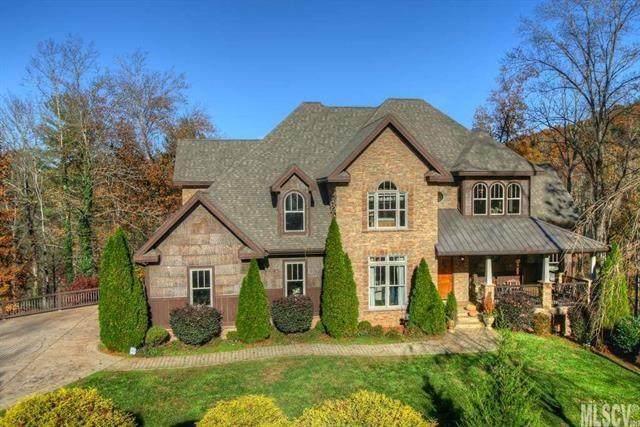 1800 Cedar Drive, Lenoir, NC 28645 (#3582287) :: Rinehart Realty