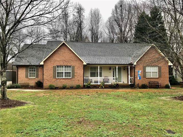 105 Oakview Drive, Salisbury, NC 28146 (#3582298) :: Carlyle Properties