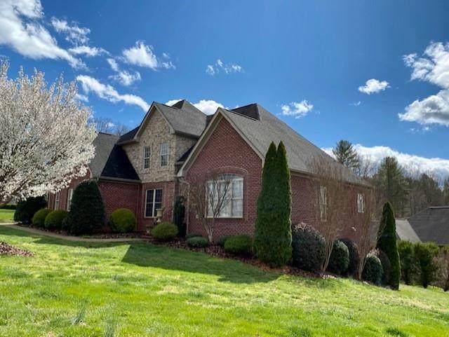 407 Woodridge Drive, Lenoir, NC 28645 (#3582307) :: Homes Charlotte