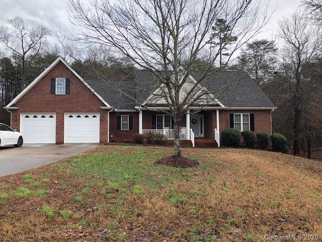 127 Creekside Drive, Shelby, NC 28152 (#3582318) :: High Performance Real Estate Advisors