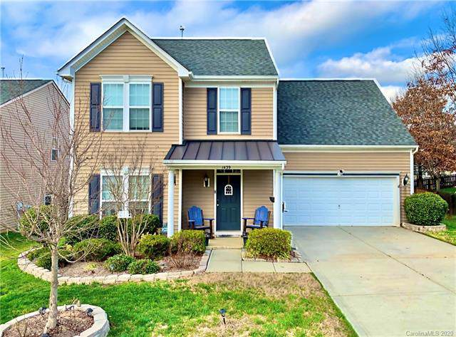 1439 Astoria Lane NW, Concord, NC 28027 (#3582353) :: Stephen Cooley Real Estate Group