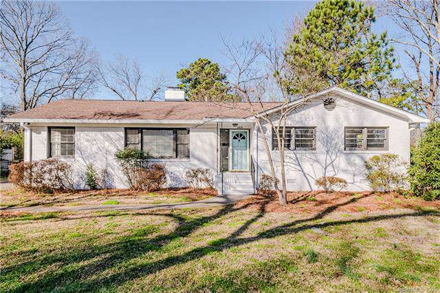 1909 Birchcrest Drive, Charlotte, NC 28205 (#3582359) :: Miller Realty Group