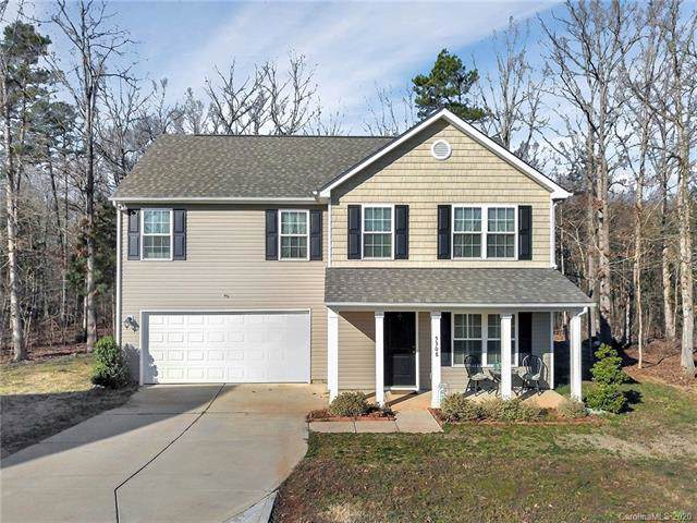 5308 Tucker Phillips Drive, Wingate, NC 28174 (#3582375) :: Stephen Cooley Real Estate Group