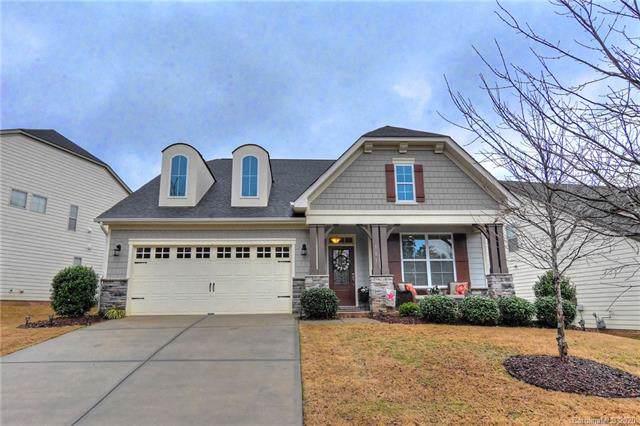 121 Blossom Ridge Drive, Mooresville, NC 28117 (#3582382) :: Rinehart Realty