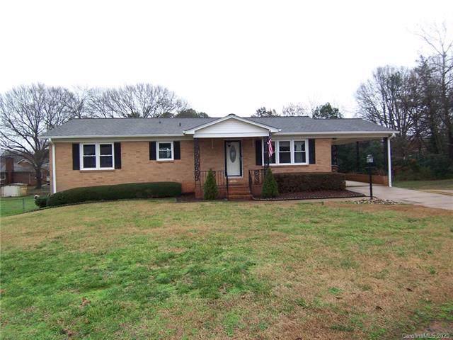 907 Main Street, Shelby, NC 28150 (#3582418) :: High Performance Real Estate Advisors