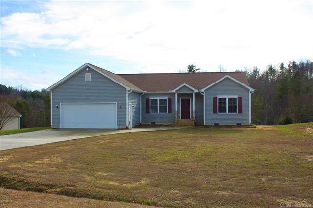 177 Hidden Knoll Drive, Hendersonville, NC 28792 (#3582445) :: Rinehart Realty