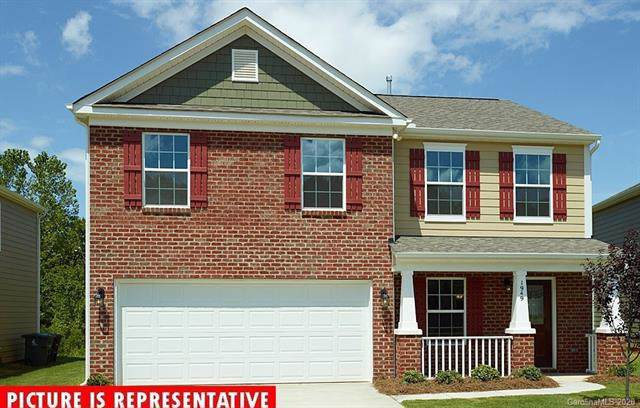 124 Calderdale Lane #5, Charlotte, NC 28262 (#3582447) :: Stephen Cooley Real Estate Group