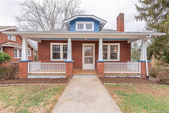 145 Clinton Avenue, Asheville, NC 28806 (#3582450) :: Robert Greene Real Estate, Inc.