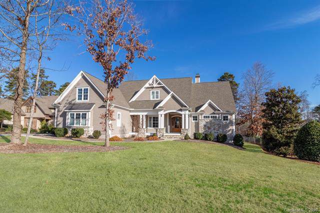 114 Tuskarora Point Lane, Mooresville, NC 28117 (#3582466) :: Team Honeycutt