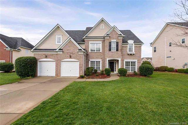 1004 Blue Heron Circle, Indian Trail, NC 28079 (#3582478) :: Stephen Cooley Real Estate Group