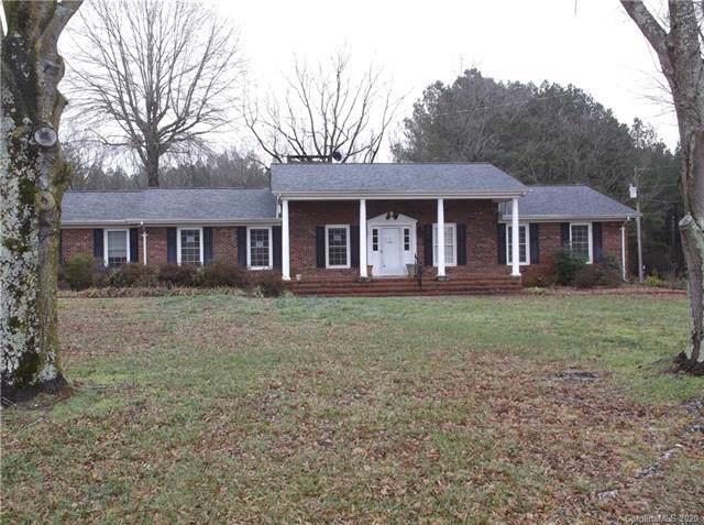 5099 Ansonville Polkton Road, Wadesboro, NC 28170 (#3582496) :: Johnson Property Group - Keller Williams