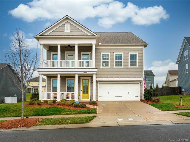 15918 Weeping Valley Drive, Pineville, NC 28134 (#3582505) :: Team Honeycutt