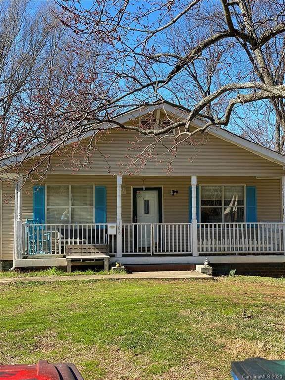 106 Buena Vista Avenue, Statesville, NC 28677 (#3582533) :: Rinehart Realty